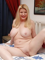 bbw mature undressing